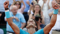 Clean slate: Coping strategies the building blocks for Nadal's success