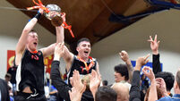 At last, a silver symbol for Ballincollig's basketball family