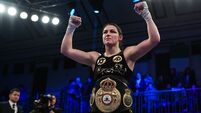 Katie Taylor set to fight Victoria Bustos