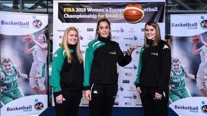 Cork chosen to host 2018 Basketball's Women's European Championship championships