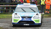 Another blow for the Irish Tarmac Championship