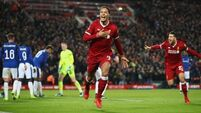 Liverpool's latest hero makes instant impression