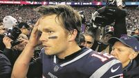 Eagles bid to halt march of Brady's indomitable Pats