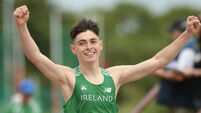 Darragh McElhinney 'training session' ends in race victory