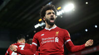 Klopp frets on Salah fitness