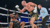 Gary O'Sullivan targets Billy Joe Saunders as world title dream lives on