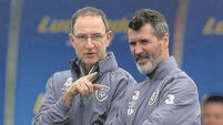 Martin O'Neill and Roy Keane near Ireland exit as Stoke edge closer to deal