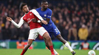 Timely boost for Wenger as Arsenal grit thwarts Chelsea