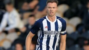 Jonny Evans reinstated as Baggies skipper