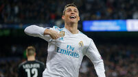 Old stager Ronaldo steals show as Real Madrid beat PSG