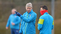 Arsene Wenger wants Mesut Ozil to lead new Arsenal