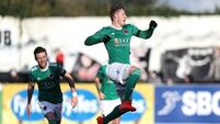 Hard work pays as Sadlier growing threat for City