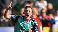 Dundalk v Derry City - Irish Daily Mail FAI Cup Semi-Final