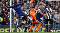 Antonio Conte not backing down on pressing need for striker