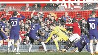 Lukaku leads way as United come from behind against Chelsea
