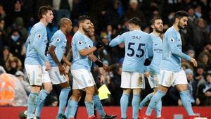 Smooth City ease Pep's window worries