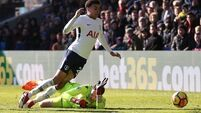 Harry Kane delivers again but Dele Alli invites more diving fury