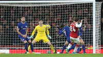 Bellerin strike provides fitting finale to classic