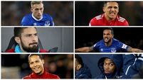 Six of the best from this year's transfer window