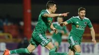 Cummins leads Cork City charge against Sligo