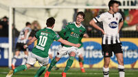 John Caulfield called on Liam Miller spirit for Cork City comeback