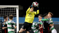 Martin O'Neill could turn to Bohemians goalie for French trip