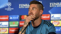 Ramos: It feels like we're in a funeral parlour... we're starting a World Cup, it's time to smile