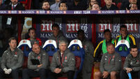 Crystal Palace v Arsenal - Premier League - Selhurst Park
