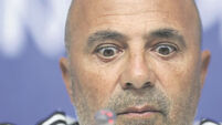 Jorge Sampaoli puts focus on Messi in bid for salvation
