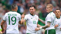 Alan Browne makes strong case in Irish draw with Celtic