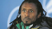 Senegal's Aliou Cisse wants more black coaches
