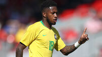 Fred tipped to shine at Manchester United