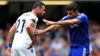 Damien Delaney: Champions League part of lure of City