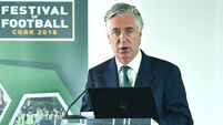 2018 Football Association of Ireland's Festival of Football and AGM Launch