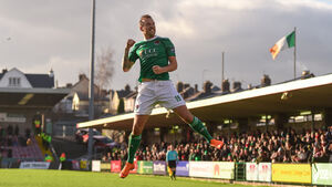 First-half brace puts Cork City in cruise control against Bohemians