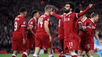 Salah faces possible reunion with Roma