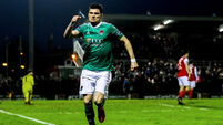 Cummins delivers for Cork City against St Pat's
