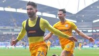 Maguire continues his rich vein of form