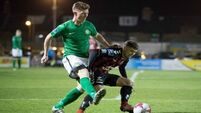 Corcoran boost for Bohemians