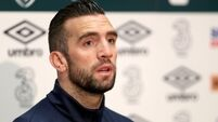 Shane Duffy named player of year as Damien Duff enrolled Hall of Fame