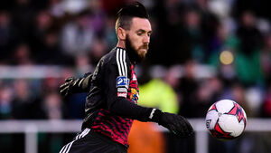 John Caulfield: Mark McNulty the best keeper in League
