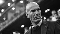 Zidane exits on his own terms