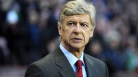 Wenger would like to hand over hotseat to former player