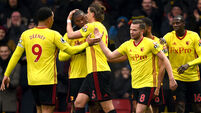 Watford v Tottenham Hotspur - Premier League - Vicarage Road