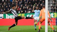 Raheem Sterling fires City 15 points clear at top of Premier League