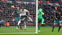 Hot Harry Kane blows records away