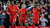 Sadio Mane: Reds want more goals
