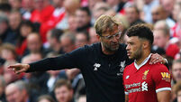 Klopp: Oxlade-Chamberlain wasn't asked to score by Arsenal
