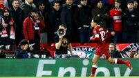 Fab four in perfect tune as Liverpool turn on the style
