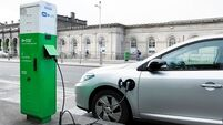 Richard Bruton says bus lanes for electric vehicles will have to be considered